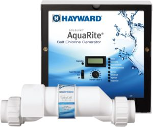 Chlorination System for In-Ground Pools